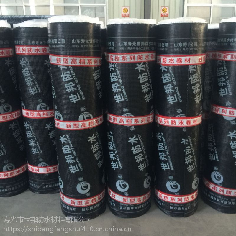 山东防水材料厂家直销防水建材sbs卷材