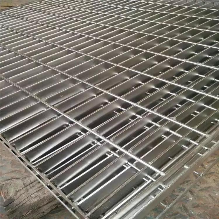 钢梯踏步板a3 银川钢格板厂家 钢格板使用范围