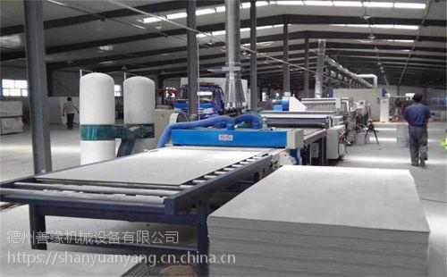 北京匀质板生产线成套设备