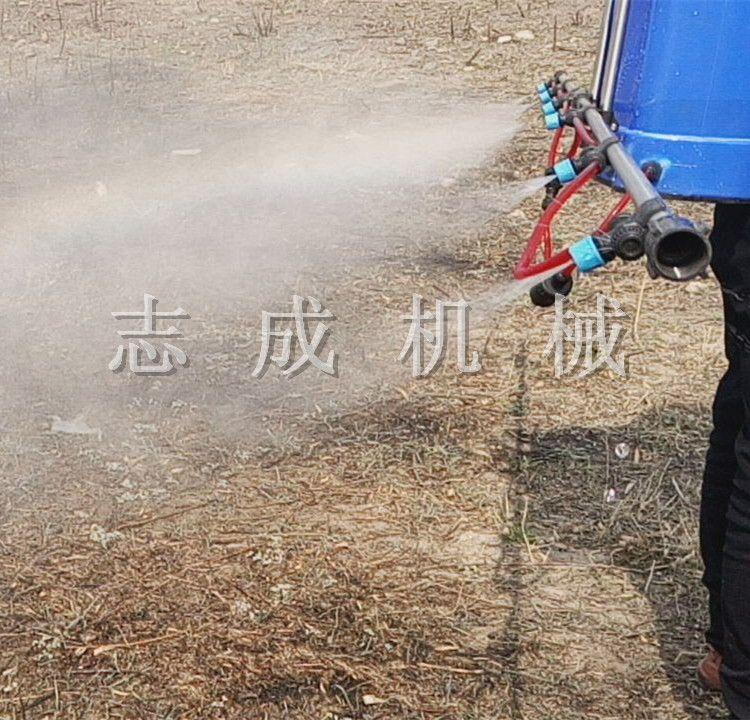 新款志成牌支架式电动喷雾器 20L高压农用打药机 小麦除草打药机生产厂家