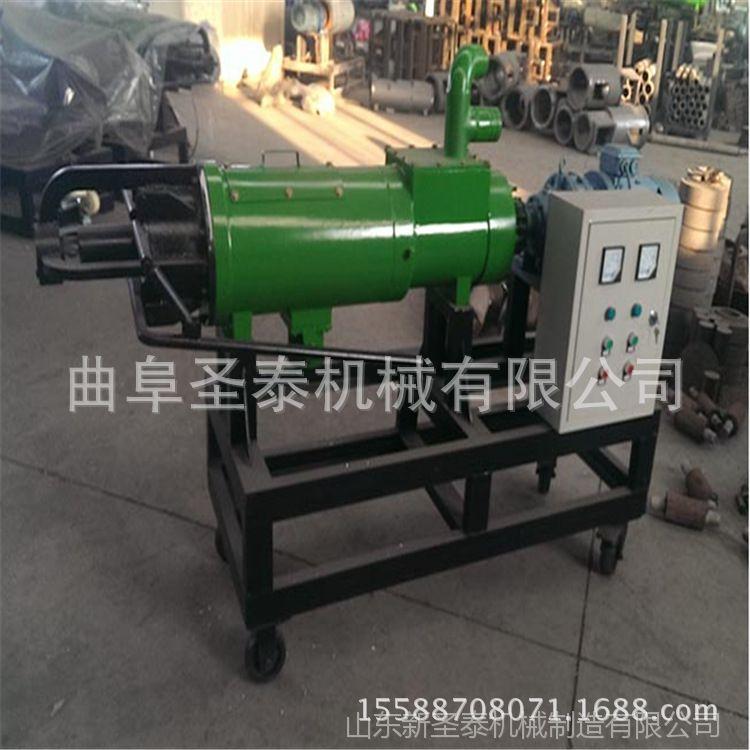 大型禽畜养殖场猪牛粪便固液分离机 干湿分离机 脱水机 质保一年
