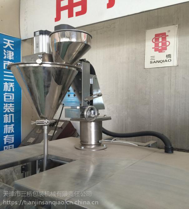 天津三桥厂家直销多列背封颗粒自动包装机DXDK10DC