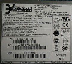 FSP/全汉集团/3Y电力/YH-5681/2U680W服务器电源/YM-2681模块