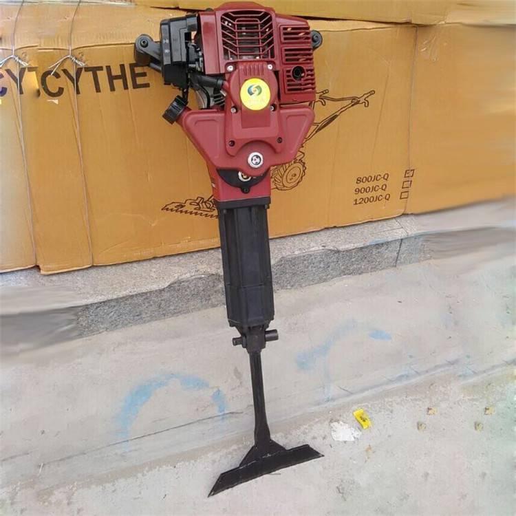 铲头式断根起树机 小型苗木断根机 广东树木移植机