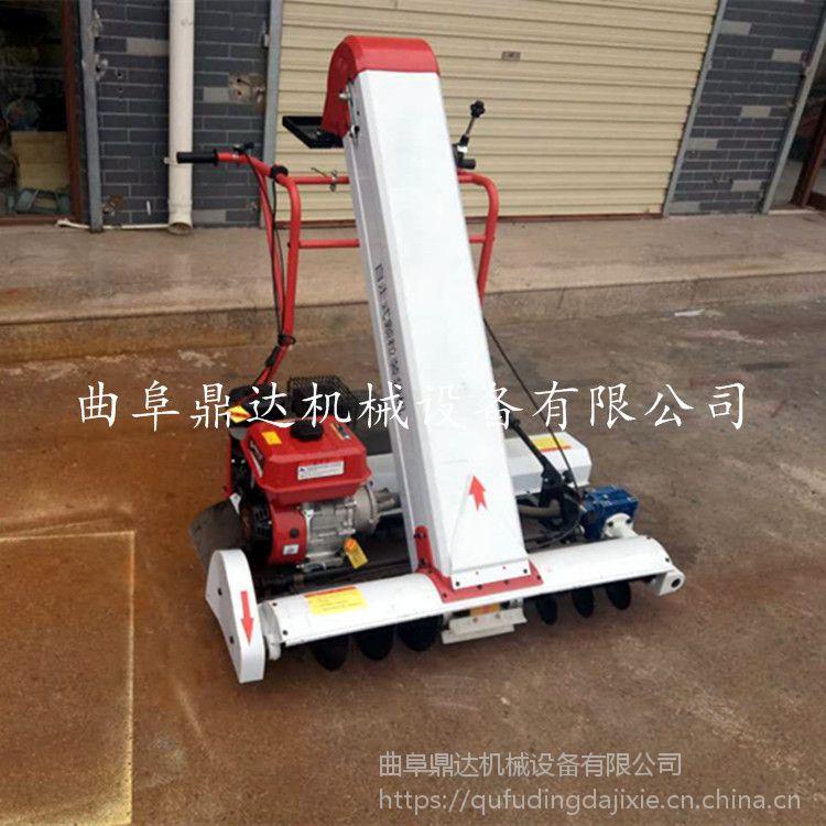 多种小麦玉米谷物装袋收谷机 汽油蛟龙提升粮食装袋机 农业机械