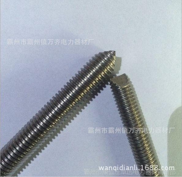 M8M10M12M16M20M24M30定型化学锚栓 螺栓/螺丝/膨胀