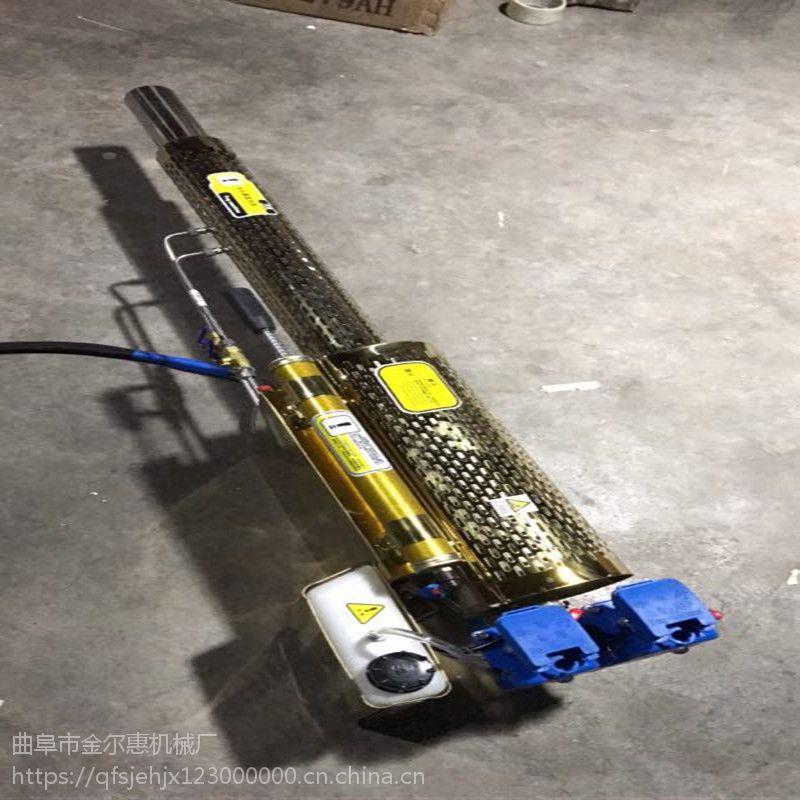 种植水稻背负式烟雾机 高质量脉冲烟雾机 汽油动力弥雾机定做