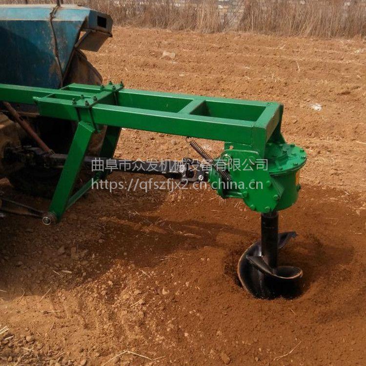 当挖坑机 挖沟机在使用后要注意的问题