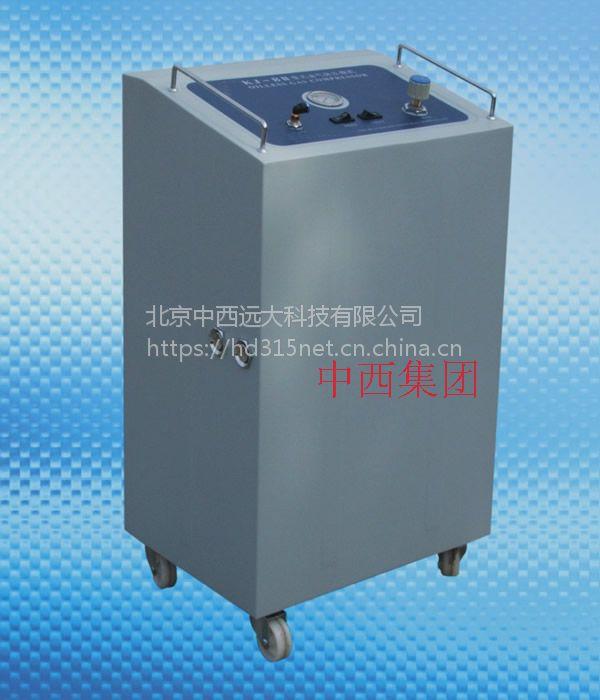 中西 无油气体压缩机 型号:LM07-KJ-B2 库号:M405029