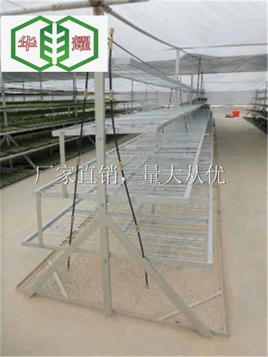 多层苗床-温室育苗必备-移动苗床-热镀锌-品质高端