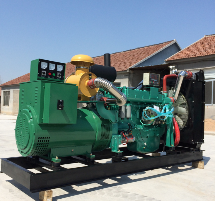 300kw千瓦斯太尔柴油发电机组试机视频 工程建设专用发电机