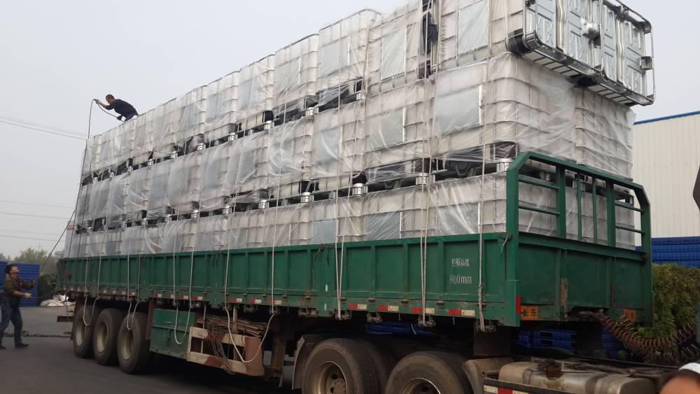 今日***新1000L吨桶/HDPE1000升吨桶行情走势