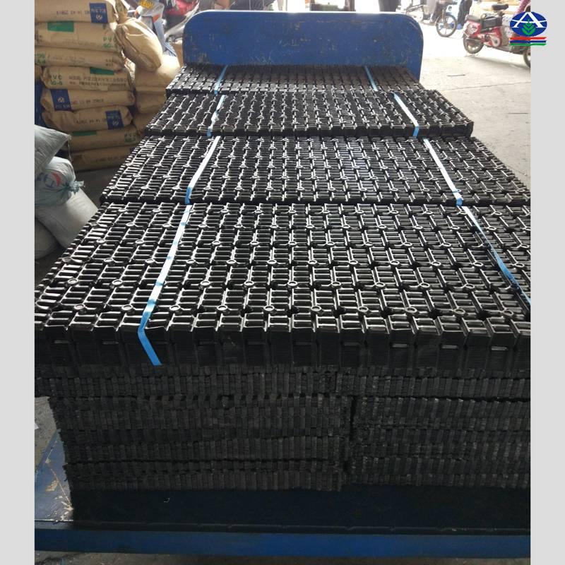 山西吕梁砖厂除尘填料除雾器C型耐温90度 【河北华强】