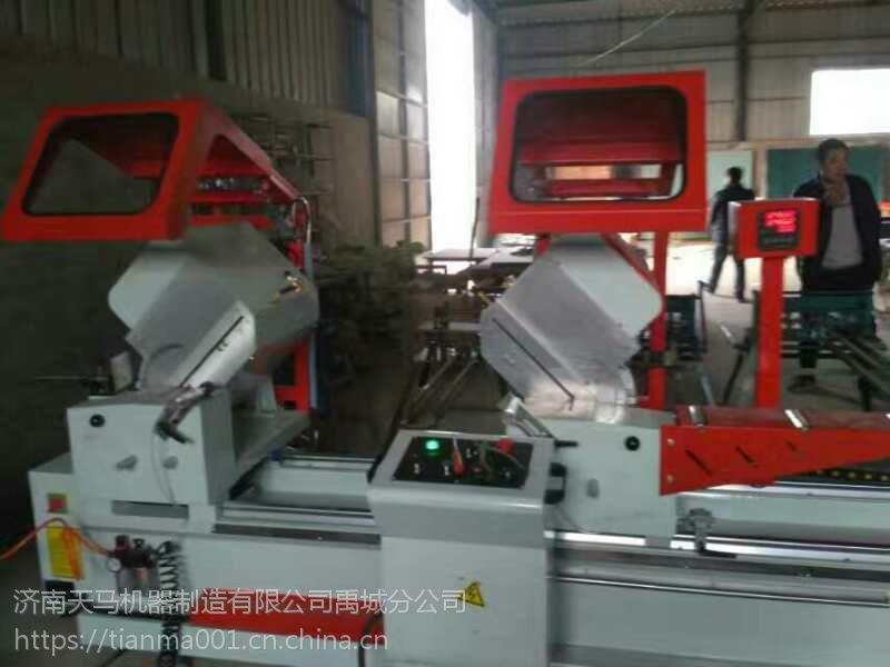 浙江平开窗加工厂需要的机器设备投资多少钱