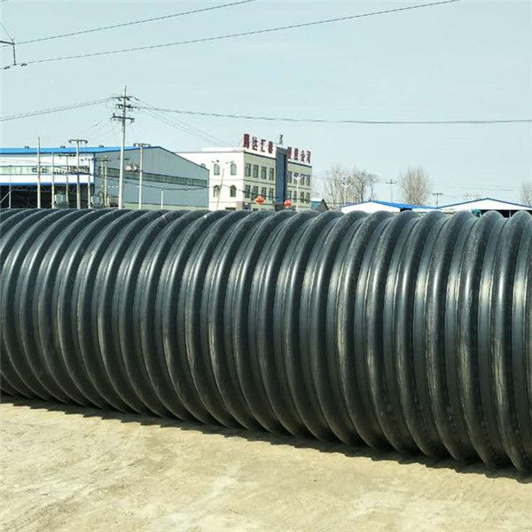 洛阳钢带增强管钢带增强螺旋波纹管质量第一