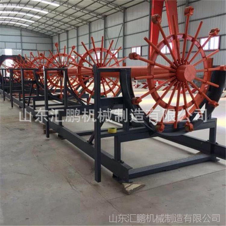 滚焊机绕丝机滚龙机数控钢筋笼滚焊机套丝机 汇鹏厂家热销中