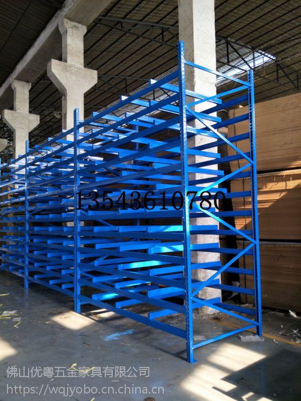 建筑装饰不锈钢钢管仓储货架广州佛山顺德五金钢管库房货架工业配管重型货架定制厂家