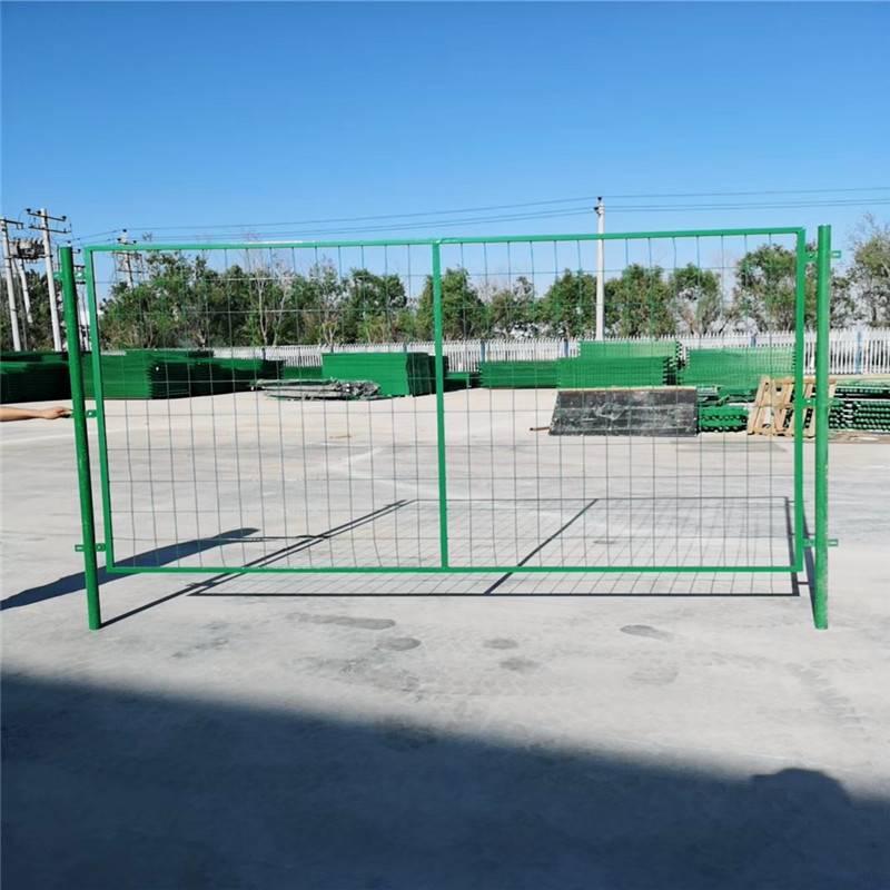 庭院围墙网 围墙网片 圈墙钢丝网