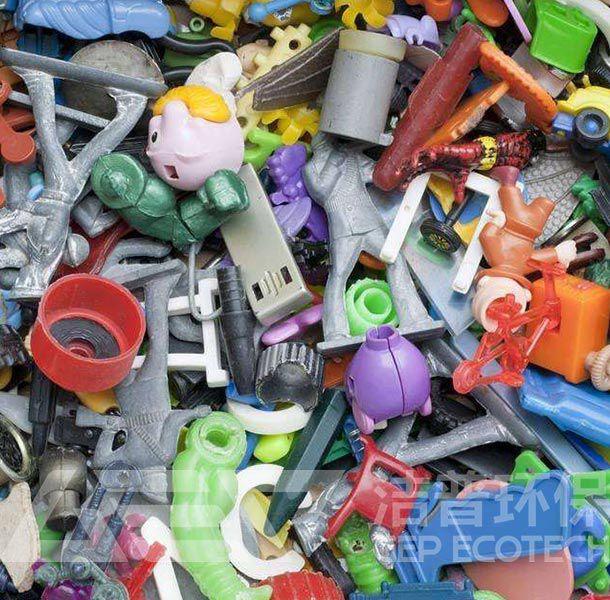 塑料玩具粉碎机价格_废弃玩具撕碎机厂家_儿童玩具破碎机设备