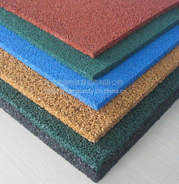 橡胶地垫颜色定制 加厚安全地垫剑桥有卖 安全透气地砖价格 彩色安全EPED垫