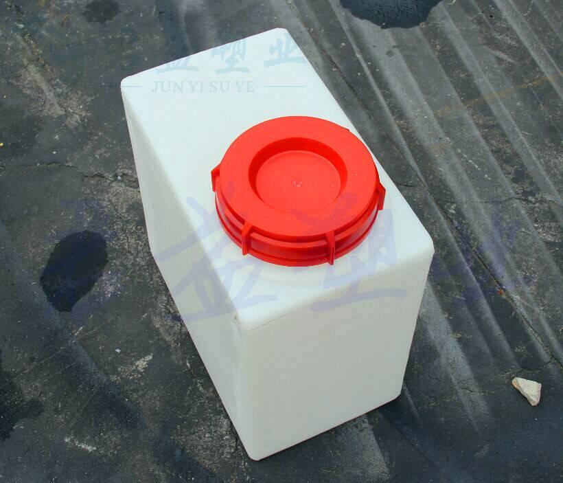 水处理加药箱加工 KC-30L方型加药箱批发