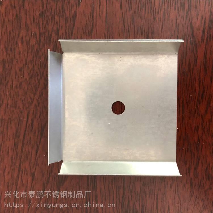 新云 陶板不锈钢弹片生产厂家 不锈钢弹片 幕墙配件