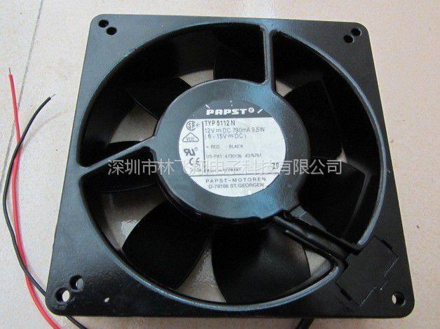 全新闽泉电机 MQ12038HBL2/HSL2 220V 12CM 轴流机电机箱风扇现货