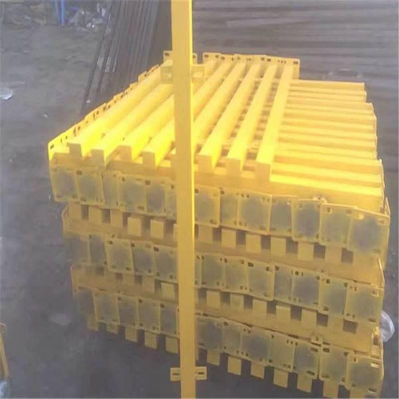 基坑边设置护栏 基坑护栏方管 市政隔离栏
