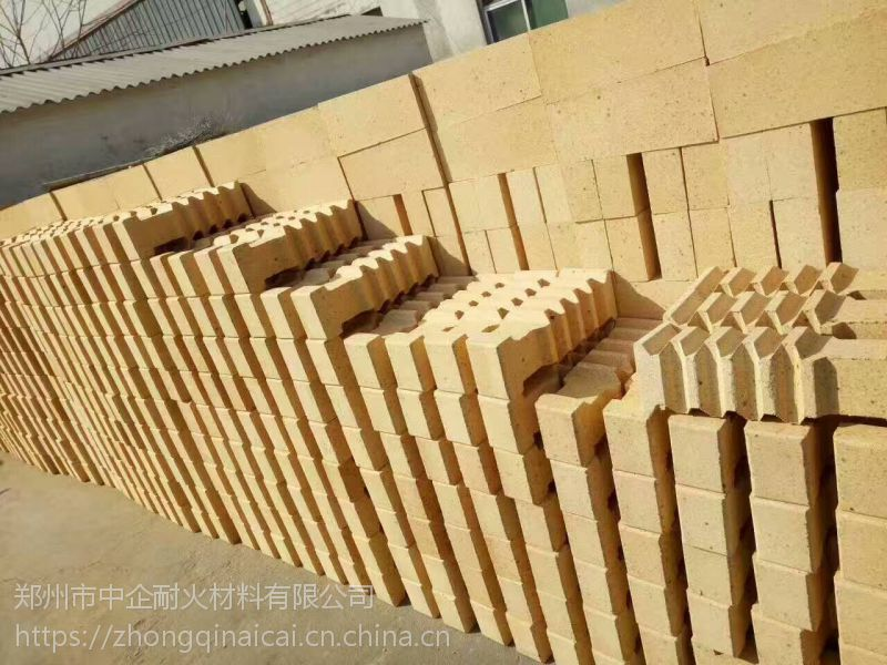 郑州中企耐材高铝砖LZ-80 耐火砖 浇注料 粘土砖 厂家直销