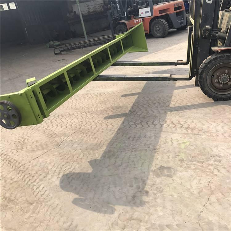服装厂分拣物料输送机 输送快的皮带机 移动方便性能稳定