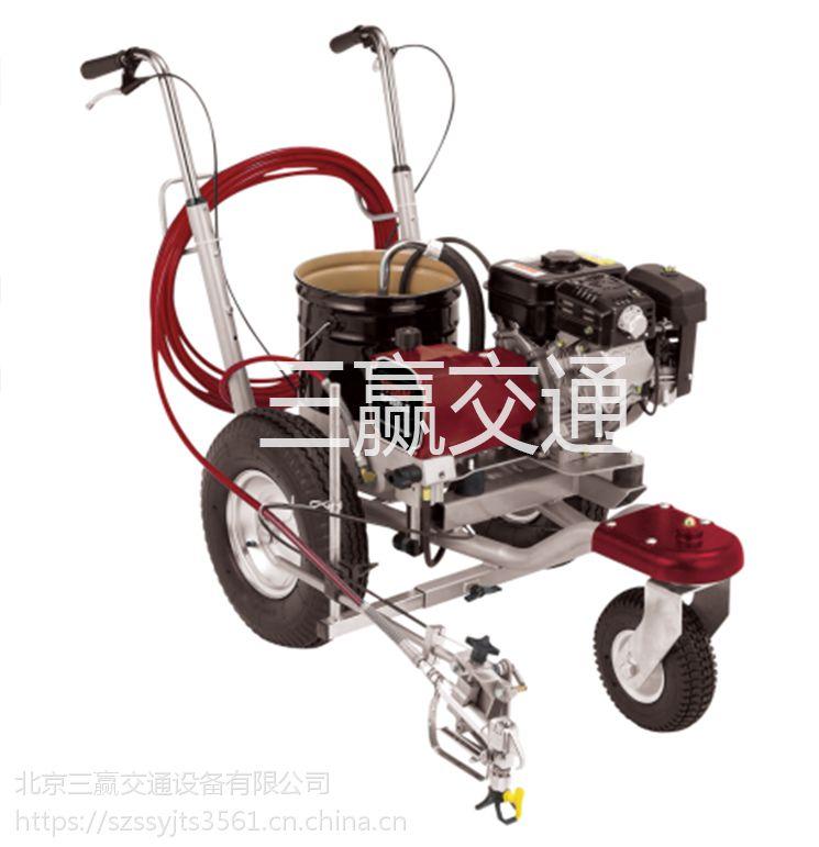 北京三赢瓦格纳离合器式POWERLLINER 2850划线机/进口划线机/马路标线机