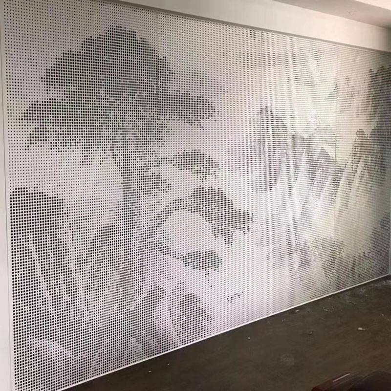 供应白山铝板广告牌 门头装饰铝板 广告牌铝板生产厂家