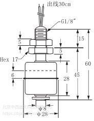 中西(LQS促销)小型金属开关 型号:fb14-XD-10M1库号:M232561