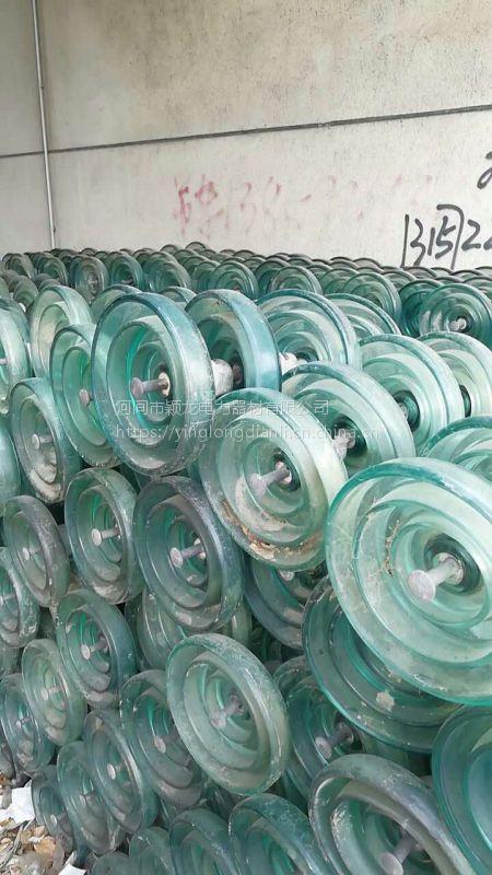 河北瓷瓶厂家高价回收新旧瓷瓶绝缘子 回收玻璃绝缘子厂家价格