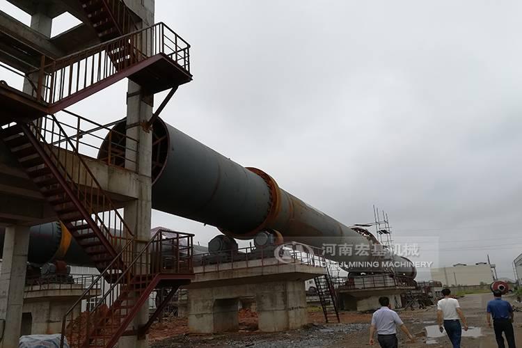 直径2.4米的回转窑价格,佛山高岭土加工设备清单