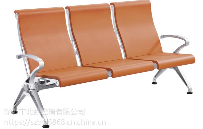 三角横梁不锈钢候车椅*候车椅*连排椅