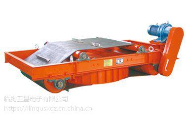 厂家定制RCDD自卸式电磁除铁器