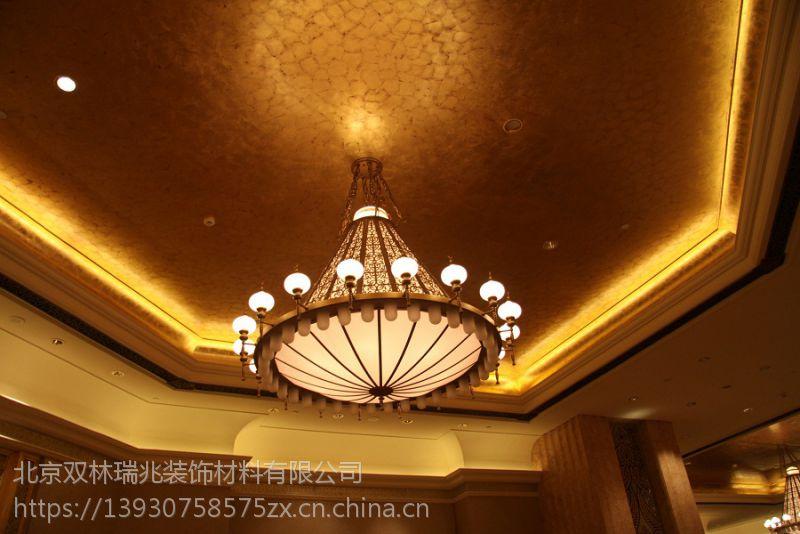 专业团队为你服务 定制酒店中式布艺大吊灯