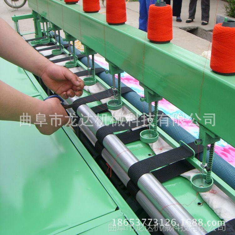 优质直线多针引被机 家用多功能棉被绗缝机 底线缝被机厂家定做