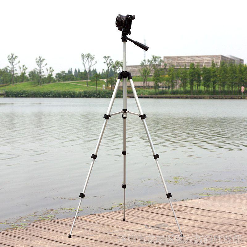 批发三脚架手机蓝牙自拍直播支架相机拍照摄影ios安卓通用三角架