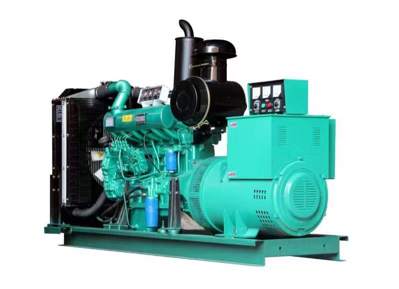 潍坊全铜200千瓦柴油发电机组 200KW发电机 三相柴油发电机组