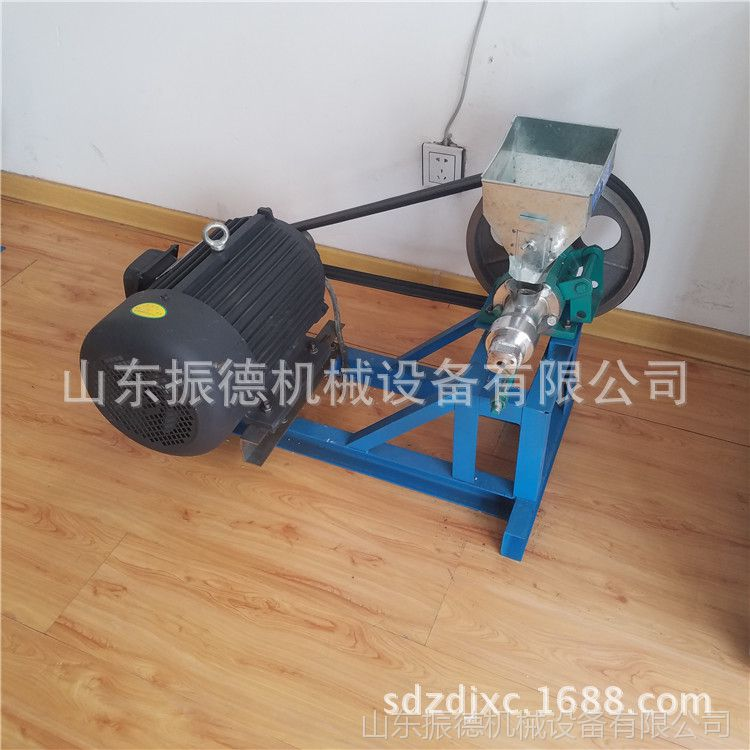 黑龙江 玉米大米糖棒机 五谷杂粮电动膨化机 绿豆玉米爆米花机