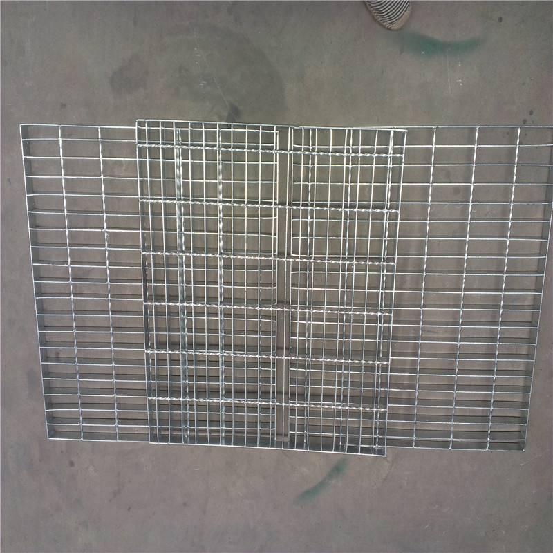防滑网格板报价 平台网格板生产 泳池水沟盖板
