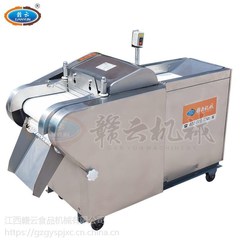 切年四川糍粑糕片的机器,自动灵芝切片机
