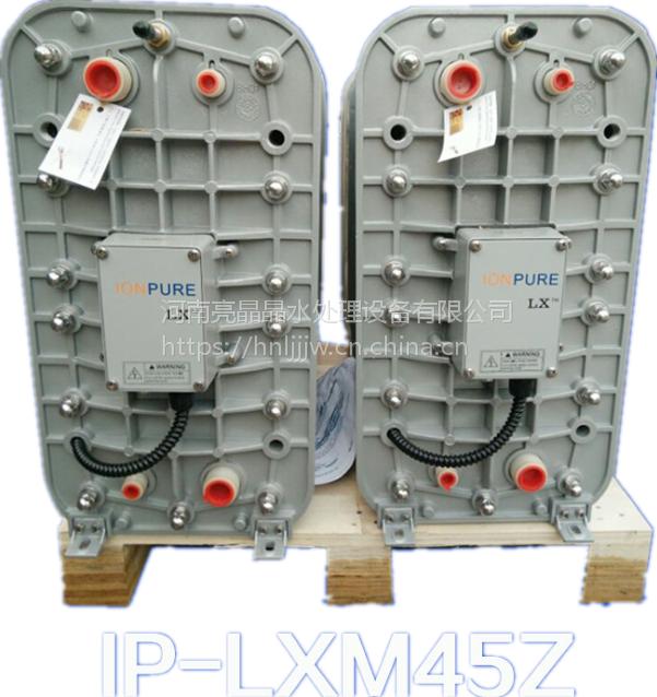 湖北IONPURE西门子5吨EDI模块LX-Z膜堆IP-LXM45Z 高纯水电除盐