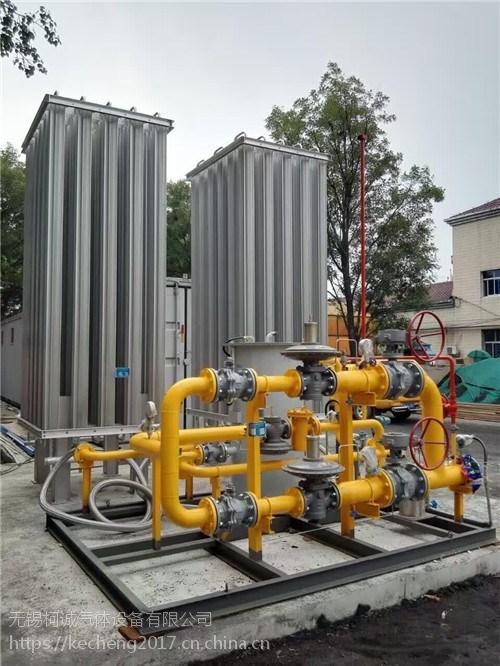无锡柯诚气体设备_浙江LNG卸车增压撬_LNG卸车增压撬厂家