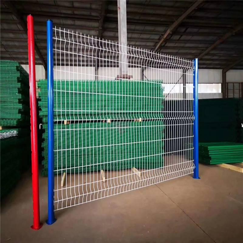 高速公路护栏 工地围栏 室内铁丝网