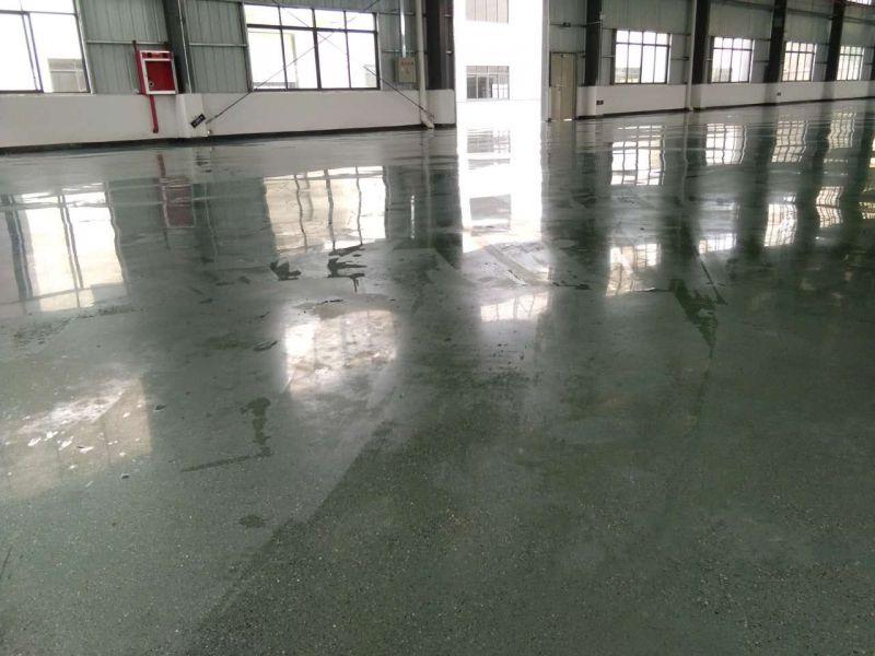 东莞混凝土地坪公司-大朗硬化地坪施工