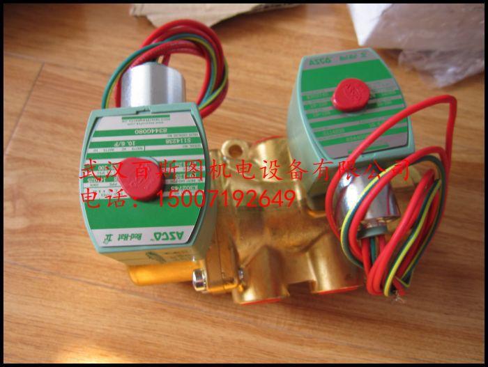 原装美国ASCO电磁阀SC8551A017MS特价正品