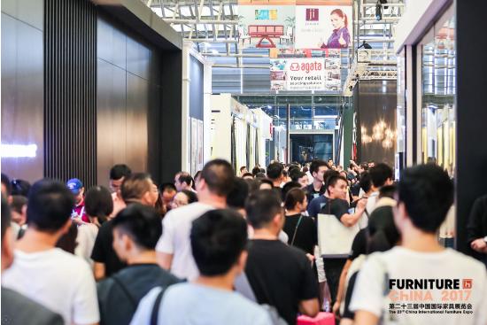上海家具展盛大开幕 9 月全城设计盛宴来袭